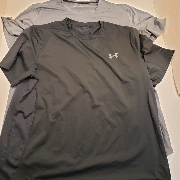 Under Armour Other - Under armor xxl heat gear compression shirts lot